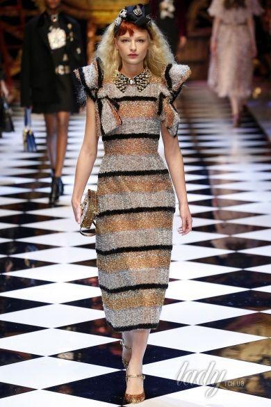 Коллекция Dolce & Gabbana прет-а-порте сезона осень-зима 2016-2017_35