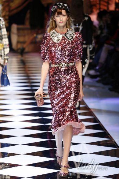Коллекция Dolce & Gabbana прет-а-порте сезона осень-зима 2016-2017_40