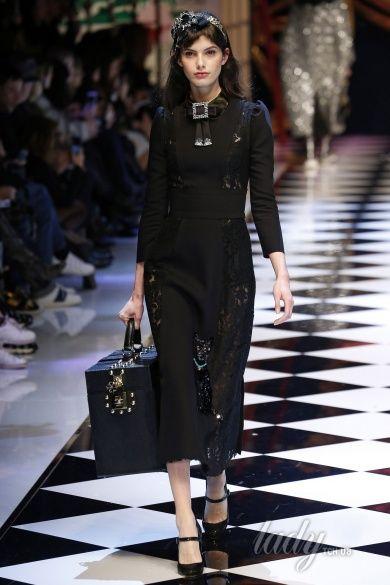 Коллекция Dolce & Gabbana прет-а-порте сезона осень-зима 2016-2017_42