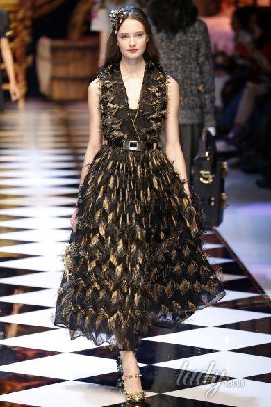 Коллекция Dolce & Gabbana прет-а-порте сезона осень-зима 2016-2017_46