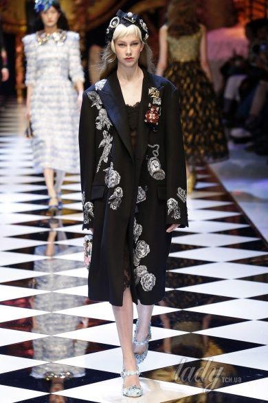 Коллекция Dolce & Gabbana прет-а-порте сезона осень-зима 2016-2017_49