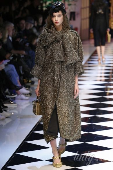 Коллекция Dolce & Gabbana прет-а-порте сезона осень-зима 2016-2017_54