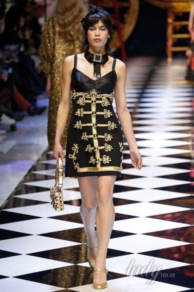 Коллекция Dolce & Gabbana прет-а-порте сезона осень-зима 2016-2017_57