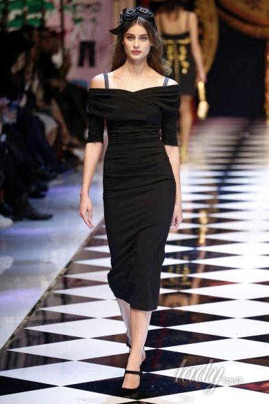 Коллекция Dolce & Gabbana прет-а-порте сезона осень-зима 2016-2017_60