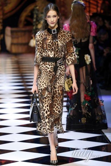Коллекция Dolce & Gabbana прет-а-порте сезона осень-зима 2016-2017_61