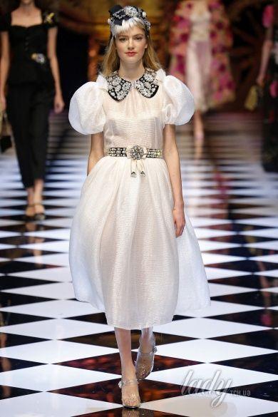 Коллекция Dolce & Gabbana прет-а-порте сезона осень-зима 2016-2017_62