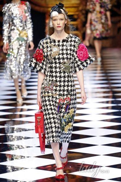 Коллекция Dolce & Gabbana прет-а-порте сезона осень-зима 2016-2017_65