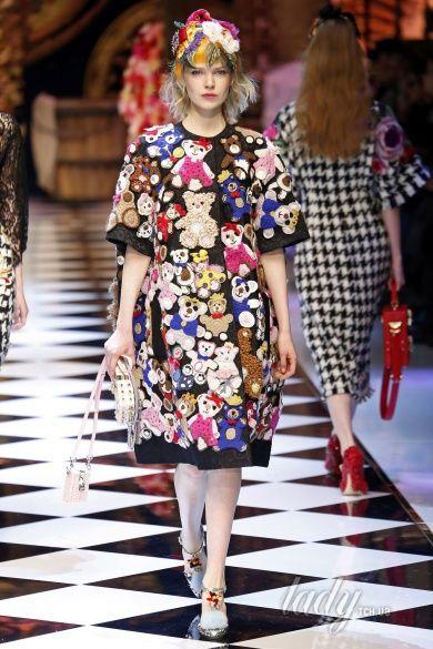 Коллекция Dolce & Gabbana прет-а-порте сезона осень-зима 2016-2017_67