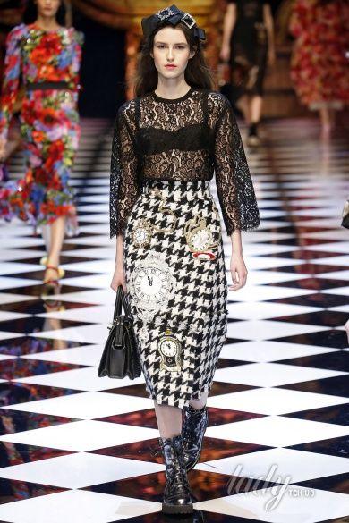 Коллекция Dolce & Gabbana прет-а-порте сезона осень-зима 2016-2017_68
