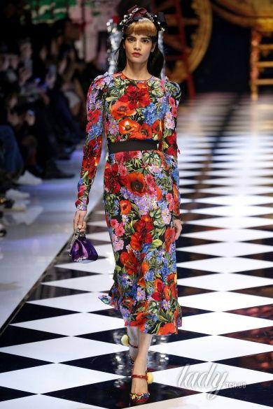 Коллекция Dolce & Gabbana прет-а-порте сезона осень-зима 2016-2017_69