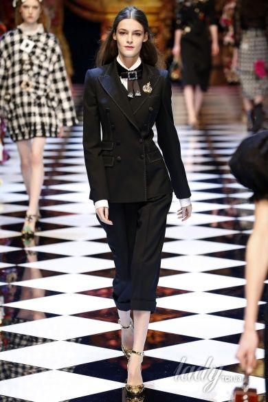 Коллекция Dolce & Gabbana прет-а-порте сезона осень-зима 2016-2017_71