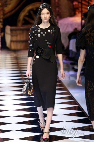 Коллекция Dolce & Gabbana прет-а-порте сезона осень-зима 2016-2017_73