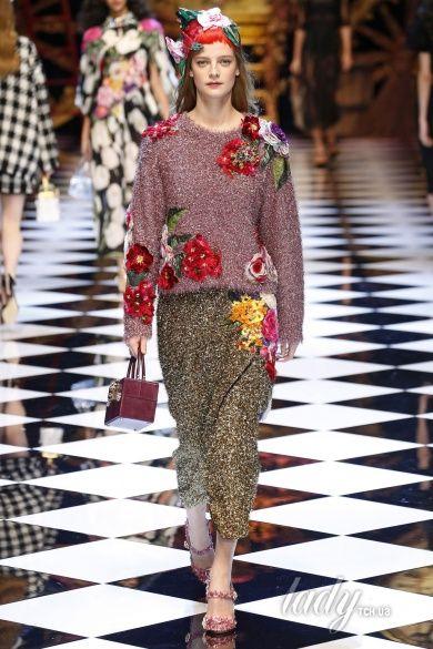 Коллекция Dolce & Gabbana прет-а-порте сезона осень-зима 2016-2017_74