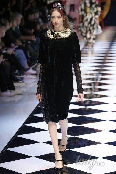 Коллекция Dolce & Gabbana прет-а-порте сезона осень-зима 2016-2017_78