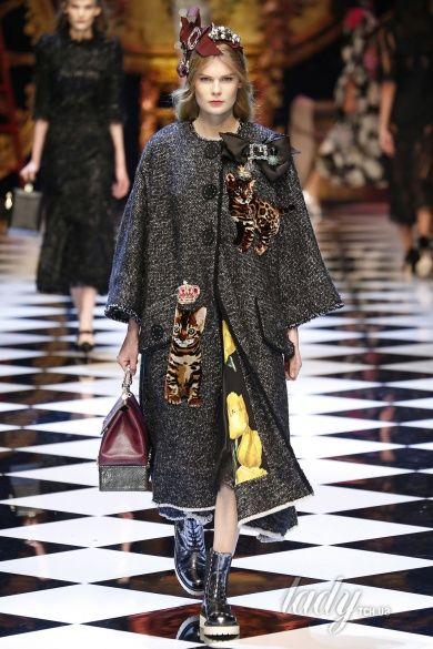 Коллекция Dolce & Gabbana прет-а-порте сезона осень-зима 2016-2017_80