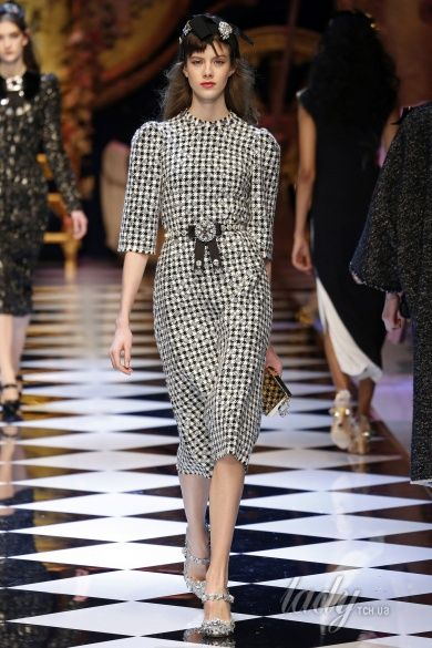 Коллекция Dolce & Gabbana прет-а-порте сезона осень-зима 2016-2017_82