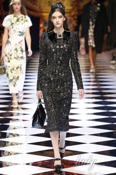 Коллекция Dolce & Gabbana прет-а-порте сезона осень-зима 2016-2017_83