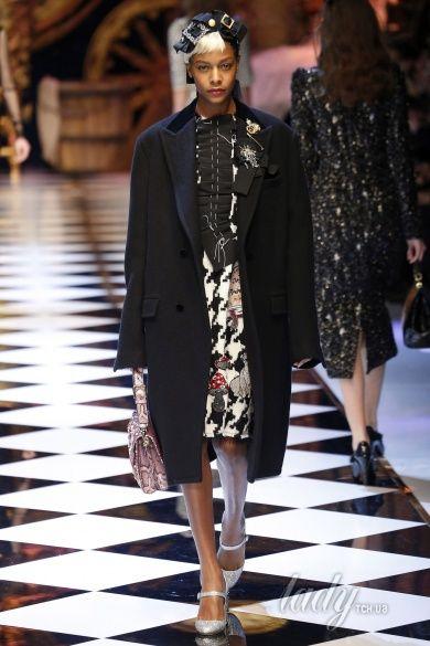 Коллекция Dolce & Gabbana прет-а-порте сезона осень-зима 2016-2017_85