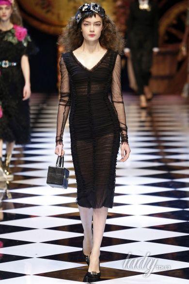Коллекция Dolce & Gabbana прет-а-порте сезона осень-зима 2016-2017_86