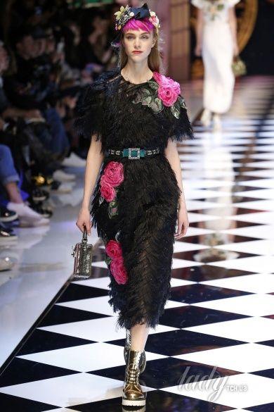 Коллекция Dolce & Gabbana прет-а-порте сезона осень-зима 2016-2017_87