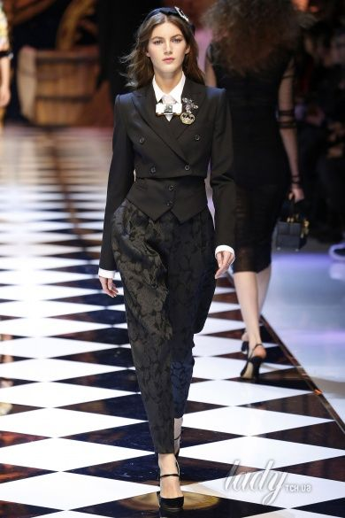 Коллекция Dolce & Gabbana прет-а-порте сезона осень-зима 2016-2017_88