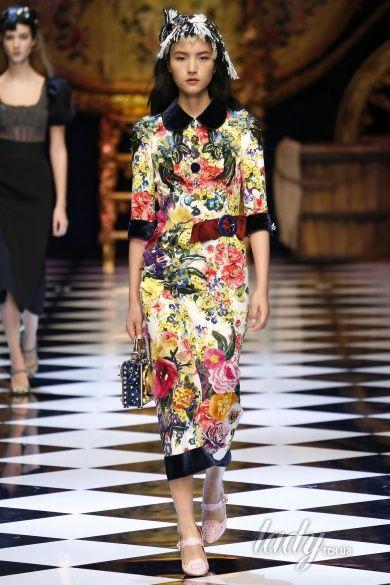 Коллекция Dolce & Gabbana прет-а-порте сезона осень-зима 2016-2017_89