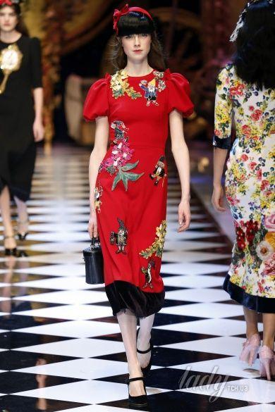 Коллекция Dolce & Gabbana прет-а-порте сезона осень-зима 2016-2017_91