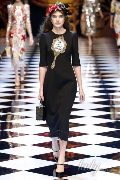 Коллекция Dolce & Gabbana прет-а-порте сезона осень-зима 2016-2017_92