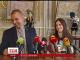 Депутат Гаврилюк та його жінка чекають дитину