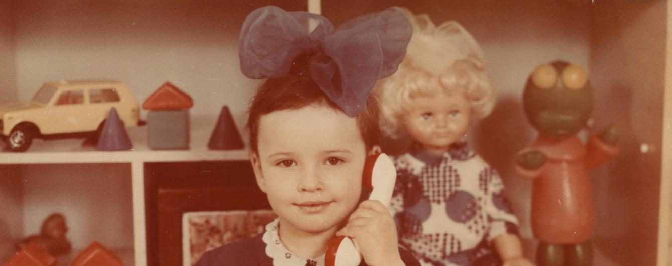 Звезды в детстве: эксклюзивные фото знаменитостей