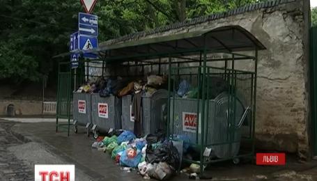 Пожежа на Грибовицькому сміттєзвалищі отруїла життя львів'янам