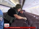 Через повідомлення про замінування в аеропорту Київ повернули літак