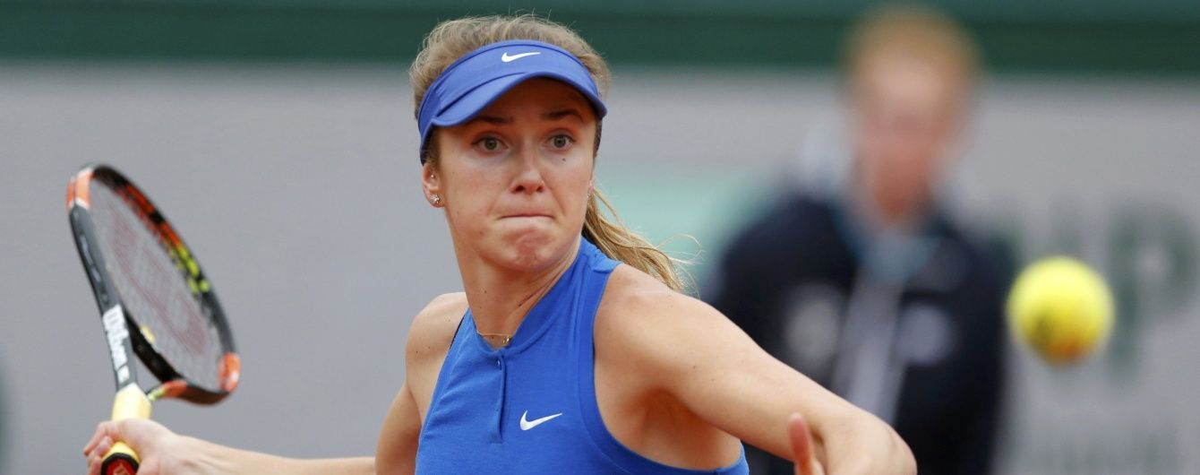 Українка Світоліна програла Вільямс путівку до чвертьфіналу Roland Garros