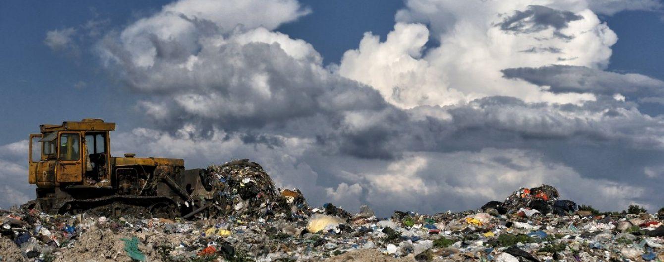 Тонни львівського сміття відвозитимуть на полігон у Миколаєві