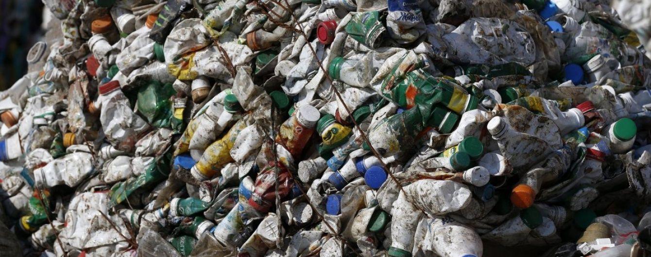 У Києві можуть спалювати частину львівського сміття
