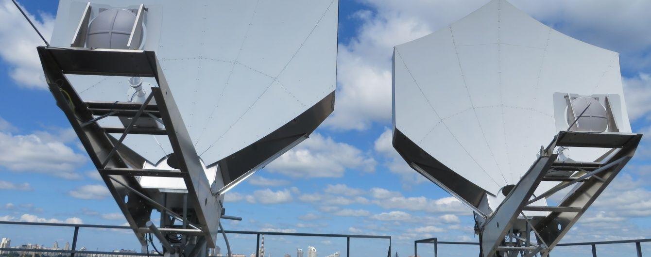 """Телеканали """"ТЕТ"""" і """"2+2"""" вийшли на супутник АMOS-3"""