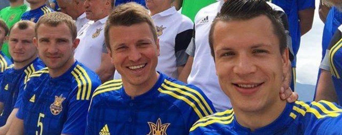 """""""Синьо-жовтий"""" настрій. Як збірна України проводить останні дні перед Євро-2016"""