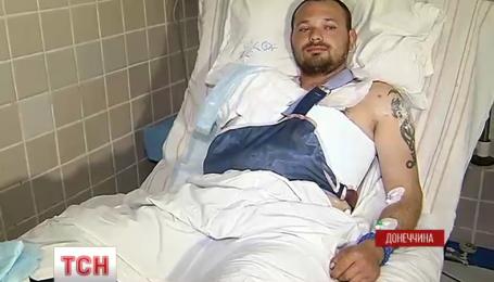 За ночь в военный госпиталь в Покровске подвезли еще трех раненых