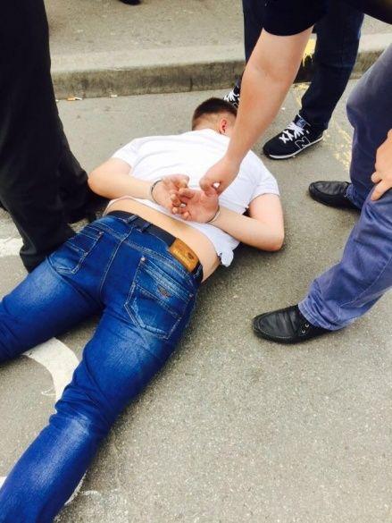 сбу затримала поліцейського_1