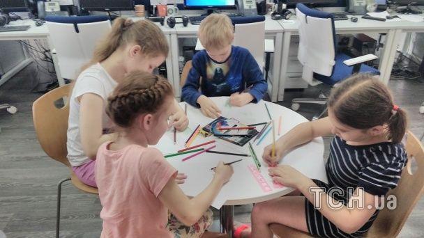 Дитяча редакція на ТСН.ua: як першокласники рулили нашим сайтом