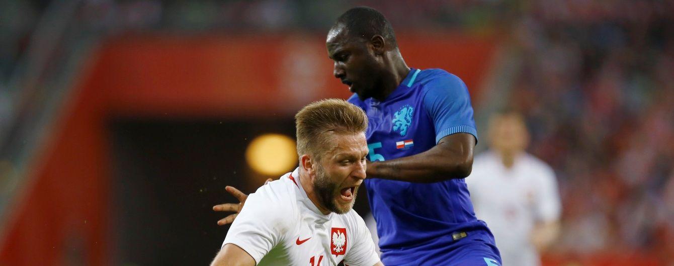 Суперник збірної України по Євро-2016 на рідному полі програв Нідерландам