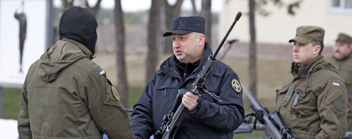 """""""Росіян не можна дратувати"""". Турчинов пояснив, чому Європа й США не дають зброю Україні"""