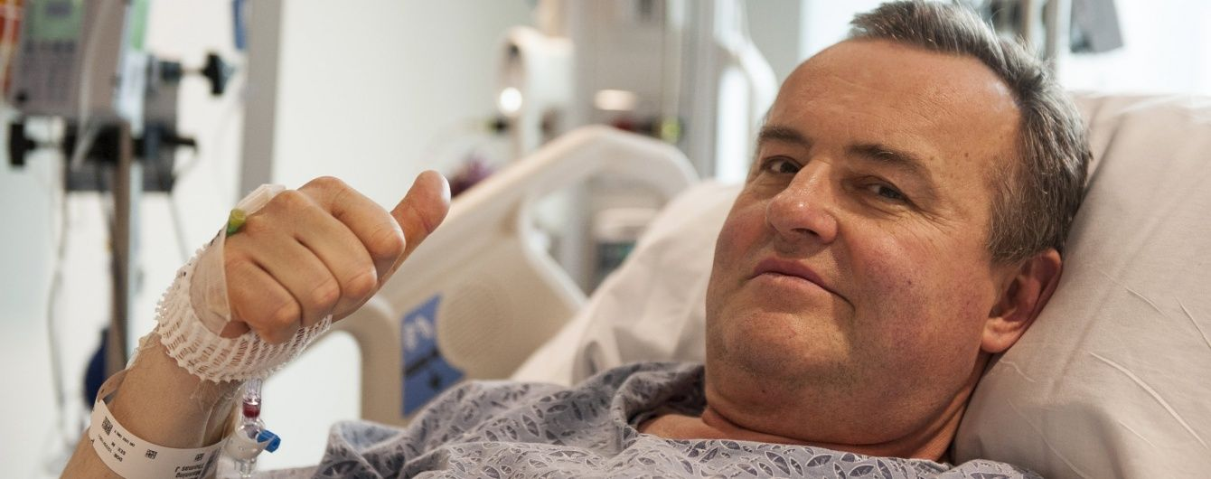 Перший американець з транcплантованим чоловічим статевим органом нарешті повернувся додому