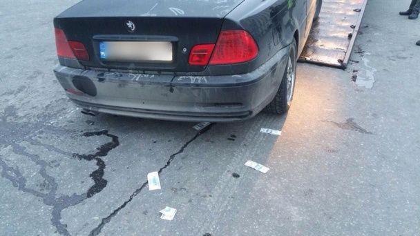 У Харкові іноземці на BMW під наркотиками влаштували перегони із поліцією