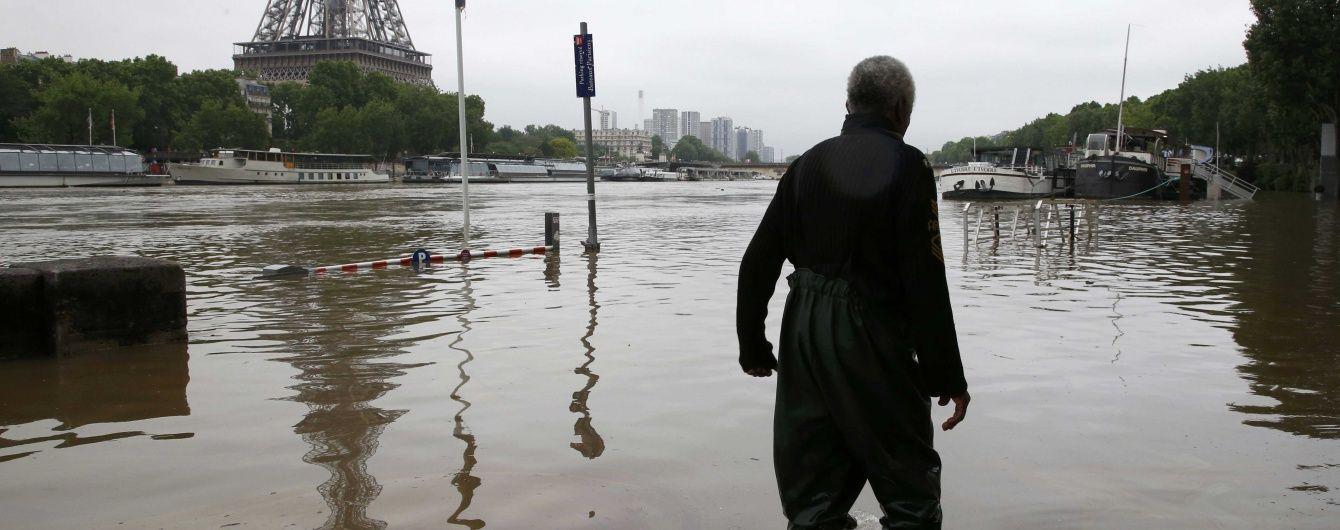 Всесвітній потоп: які міста у різних куточках світу потерпають від повеней. Інтерактивна мапа