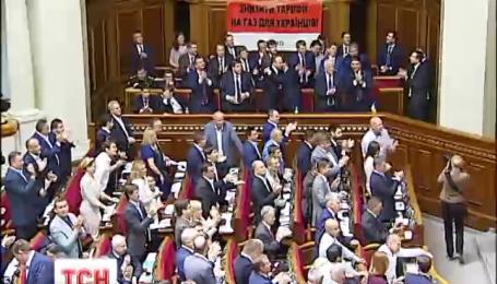 Верховная Рада приняла президентский вариант судебной реформы