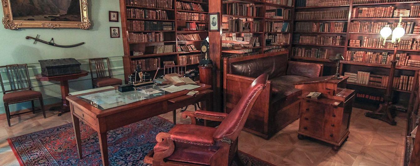 Експерти знайшли диван, на якому помер Пушкін