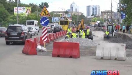 Проспект Победы будут ремонтировать до 20 августа