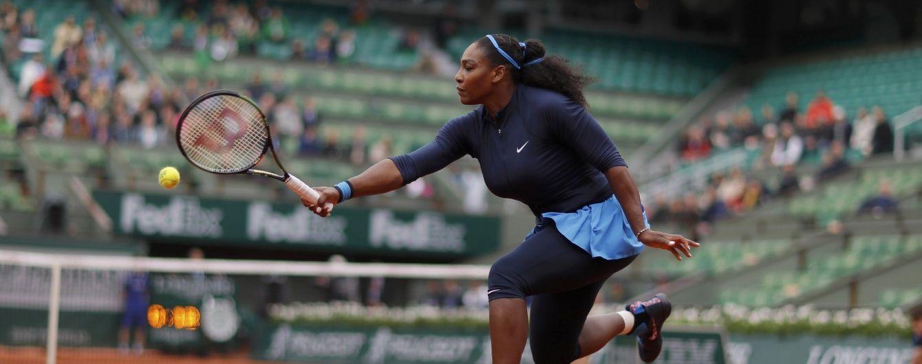 Стали відомі фіналістки жіночого турніру Roland Garros