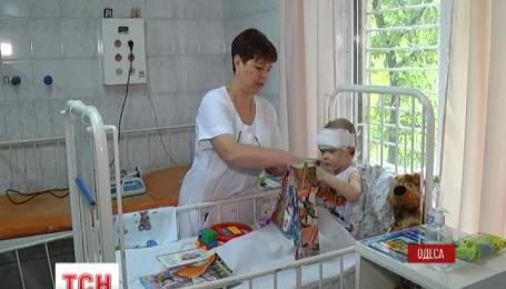 В Одессе уже вторые сутки разыскивают родных найденного на улице мальчика